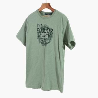 Harga Men's Club Mens Graphic Tee (Green)