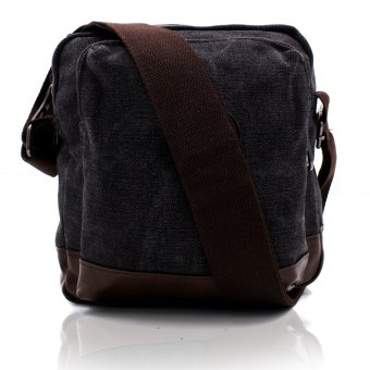 Attraxion Jian 1013-14 Crossbodybag for Men (Black) Price Philippines