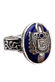 Harga Fashion Vintage Salvatore Damon Ring (Blue)