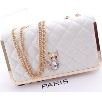 Womans Shoulder Bag - Sarah (White) - intl Price Philippines