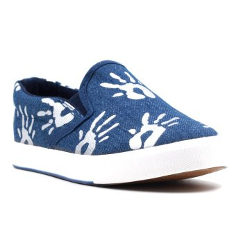Harga New York Sneakers Lexi (Navy)