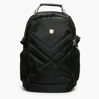 Harga Salvatore Mann Jerome Backpack (Black)
