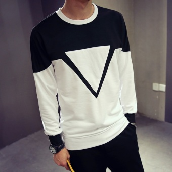 Harga Men Fashion Sport Sweatshirts Hoodies
