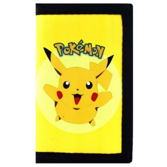 ANIME ZONE POKEMON Super Lovely Pikachu Trendy Printed Trainer Wallet Price Philippines