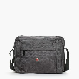 Harga Salvatore Mann Yong Sling Bag (Grey)