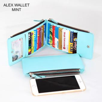 Alex Multifunctional Wallet (Mint) Price Philippines