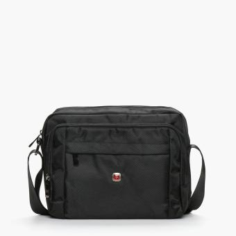 Harga Salvatore Mann Yong Sling Bag (Black)