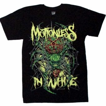 Harga Motionless in White T-shirt (nts)