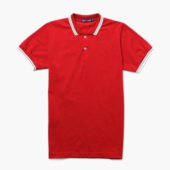 Men's Club Mens Polo Shirt (Red) Price Philippines