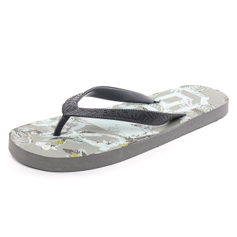 Bench Men's Slippers (Gray) Price Philippines
