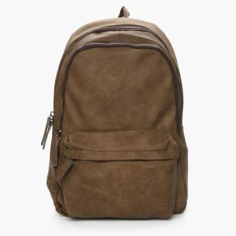 Harga Salvatore Mann Zhek Backpack (Brown)