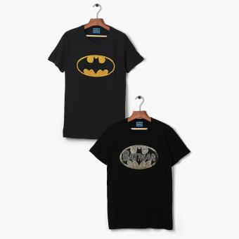 Harga Batman 2-piece Teens Graphic Tee Set (XS)