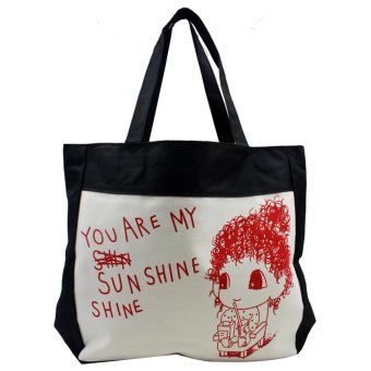 Harga London Fashion You Are My Sunshine Tote Bag