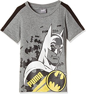 Harga Puma Batman Tee (Medium Gray Heather)