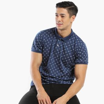 Men's Club Mens Pique Polo Shirt (Navy) Price Philippines