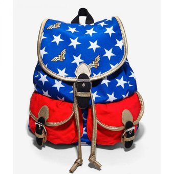 Harga Bioworld Wonder Woman Knapsack