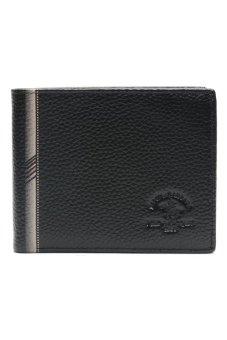 Harga Santa Barbara Polo & Racquet Club Wallet (Black)