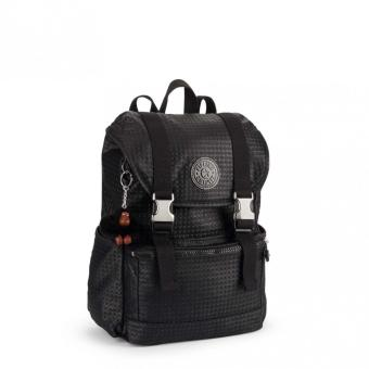 Harga KIPLING EXPERIENCE S BP (BLACK DOT MIX)