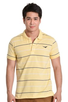 Harga Freego Polo Tees (Pale Banana)