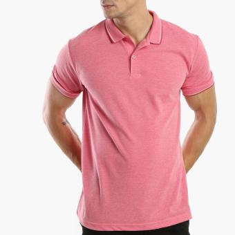 Harga Men's Club Mens Pique Polo Shirt (Red)
