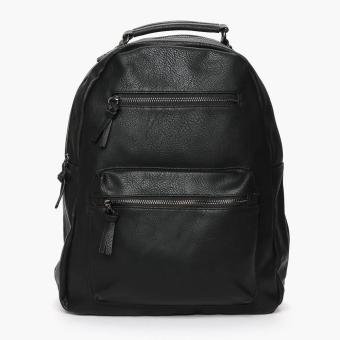 Harga Salvatore Mann Zeef Backpack (Black)