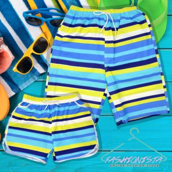 Summer Couple Casual Shorts Beach Wear Swim Wear Price Philippines