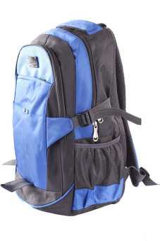 Nick Co 168 Backpack (Blue) Price Philippines