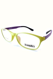 Temples Rx 2105 T05 Eyeglasses (Black/Purple/Moss Green) Price Philippines