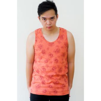 Artweark Floral Sando (Orange) Price Philippines