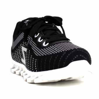 Harga New York Sneakers Savannah Rubber Shoes(BLACK/WHITE)
