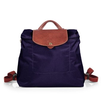 LONGCHAMP Le Pliage Backpack (Purple) Price Philippines