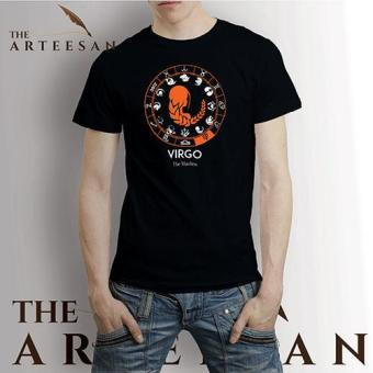 Arteesan Virgo Zodiac Adult O-Neck (Black) Price Philippines