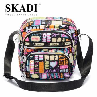 Harga Skadi 664 Korea Ladies Shoulder Bag (Colors of Life)