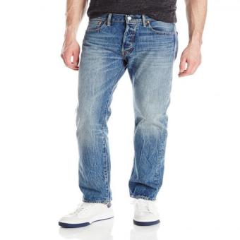 Levi'S Men'S 501 Original Fit Jean Rainfall 33X30 Price Philippines