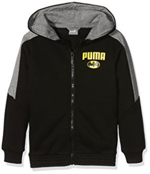 Harga Puma Batman Hooded Sweat Jacket ( Black)