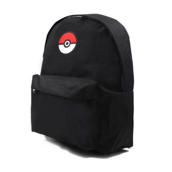 Urban Hikers Pokemon Casual Daypack Backpack (Black) Price Philippines