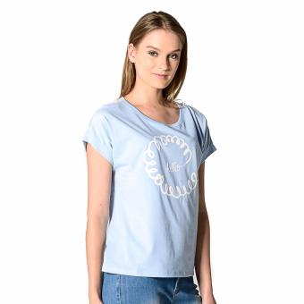 Harga Forme Graphic Tee (Powder Blue)