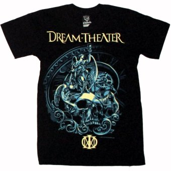 Harga Dream Theater Logo T-shirt (nts)
