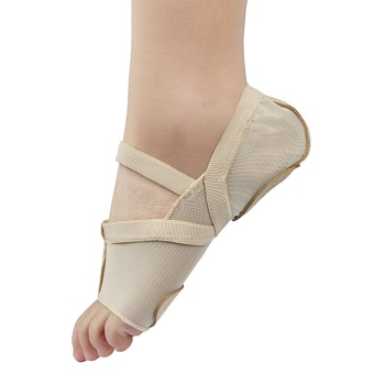Andux Dance Socks Women's Dance Paws Pad Dancing Foot Thong Toe Pad Relieve Foot Pain JZD-01 - intl Price Philippines