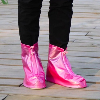 Hong Kong Best Quality Rain Waterproof Shoe Cover Pink Medium Price Philippines