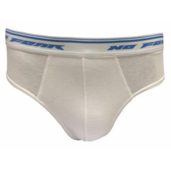 Harga No Fear Modern Reg Brief (White)