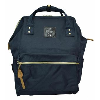 Anello Backpack Large (Navy Blue) Price Philippines