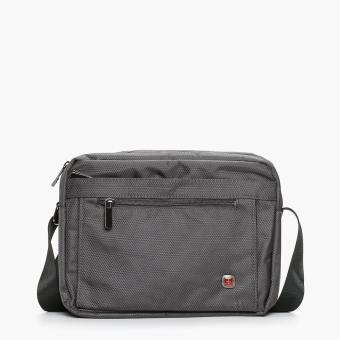 Salvatore Mann Yuan Backpack (Grey) Price Philippines