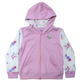 Disney Sofia The First Hoodie Jacket (Pink) Price Philippines