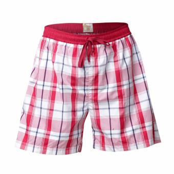 Treeco Men's Checkered Red Short Price Philippines