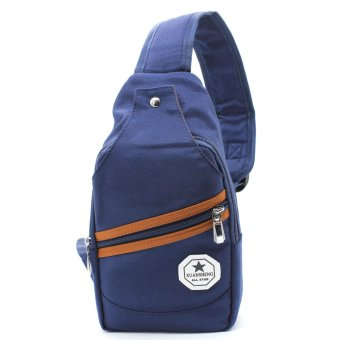Xuan Sheng All Star Small Crossbody Sling Bag (Blue) Price Philippines