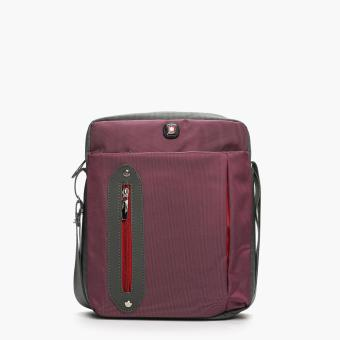 Harga Salvatore Mann Duyi Sling Bag (Purple)