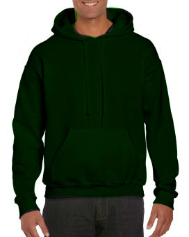 Plain Hoodie Jacket Fleece Moss Green w/o zipper Price Philippines