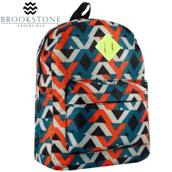 Brookstone Aztec Panther Backpack (Yellow Green) Price Philippines