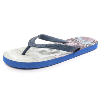 Bench Men's Slippers (Blue) Price Philippines
